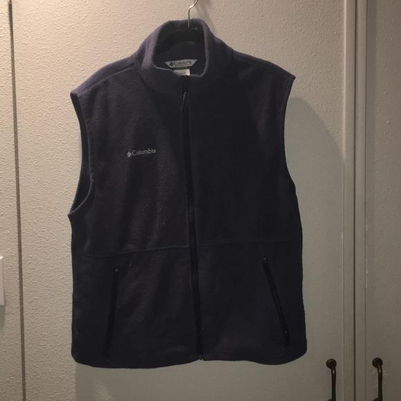 Columbia Jackets & Blazers - Fleece vest